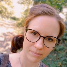 Gesicht Kirsten Iden